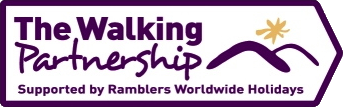 The Walking Partnership logo