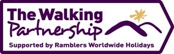 The Walking Partnership logo