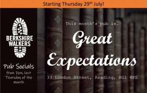 Pub social! @Great Expectations @ Great Expectations pub, Reading | England | United Kingdom